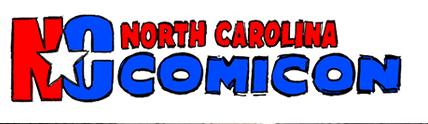NC Comic Con Logo