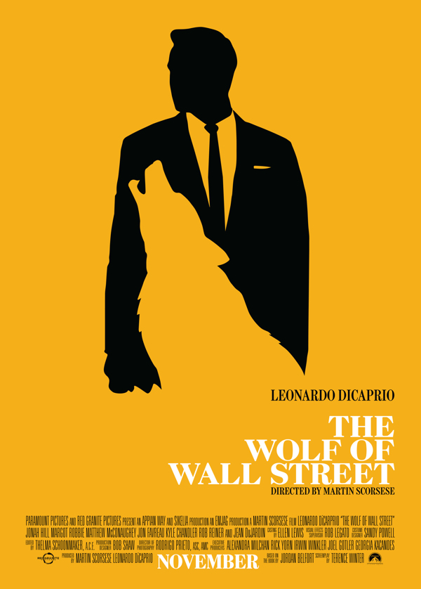 FILM REVIEW: 'The Wolf of Wall Street' | BAG & BORED