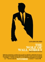 The Wolf of Wallstreet - minimal poster