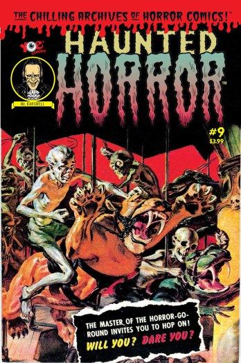 haunted horror 9