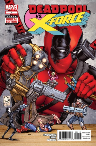 Deadpool-vs-X-Force-No2-COVER