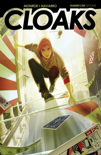 Cloaks #1 comic cover