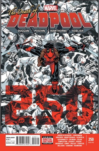 Deadpool-No250--COVER